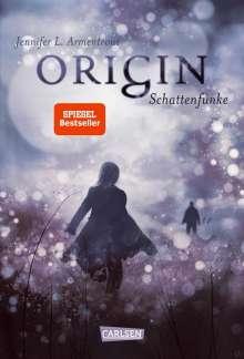 Jennifer L. Armentrout: 4. Origin. Schattenfunke, Buch