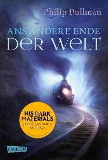 Philip Pullman: His Dark Materials 4: Ans andere Ende der Welt, Buch