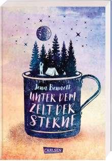 Jenn Bennett: Unter dem Zelt der Sterne, Buch