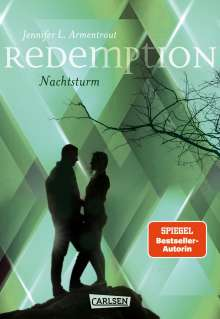 Jennifer L. Armentrout: Redemption. Nachtsturm (Revenge 3), Buch