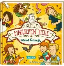 Margit Auer: Die Schule der magischen Tiere: Meine Freunde (Freundebuch), Buch