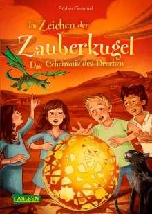 Stefan Gemmel: Im Zeichen der Zauberkugel 4: Das Geheimnis des Drachen, Buch