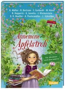 Wolfram Hänel: Annemone Apfelstroh, Buch