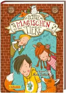 Margit Auer: Die Schule der magischen Tiere 01, Buch