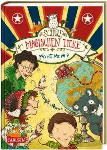 Margit Auer: Die Schule der magischen Tiere 07: Wo ist Mr. M?, Buch
