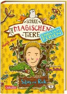Margit Auer: Die Schule der magischen Tiere - Endlich Ferien 2: Silas und Rick, Buch