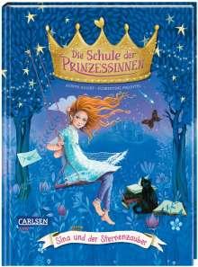Judith Allert: Die Schule der Prinzessinnen 6: Sina und der Sternenzauber, Buch