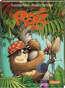 Franziska Gehm: Ratz und Mimi 1: Ratz und Mimi, Buch