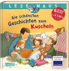 Anna Wagenhoff: LESEMAUS Sonderbände: Die schönsten Geschichten zum Kuscheln, Buch
