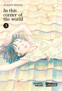 Fumiyo Kouno: In this corner of the world 3, Buch