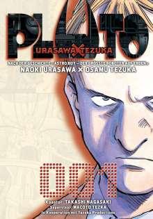 Osamu Tezuka: Pluto: Urasawa X Tezuka 01, Buch