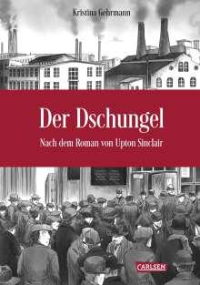 Kristina Gehrmann: Der Dschungel, Buch