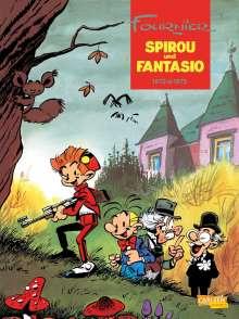 Jean-Claude Fournier: Spirou & Fantasio Gesamtausgabe 10: 1972-1975, Buch