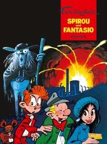 Jean-Claude Fournier: Spirou & Fantasio Gesamtausgabe 11: 1976-1979, Buch