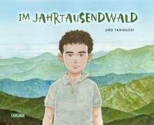 Jiro Taniguchi: Im Jahrtausendwald, Buch