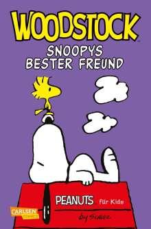 Charles M. Schulz: Peanuts für Kids 4: Woodstock - Snoopys bester Freund, Buch