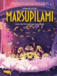 André Franquin: Hommage an das Marsupilami 2, Buch