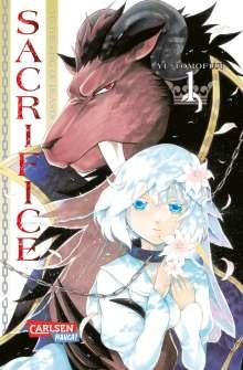 Yu Tomofuji: Sacrifice to the King of Beasts 1, Buch