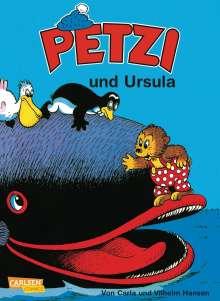 Carla Hansen: Petzi und Ursula, Buch