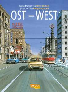 Pierre Christin: Ost-West, Buch