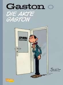 André Franquin: Gaston Neuedition 0: Die Akte Gaston, Buch