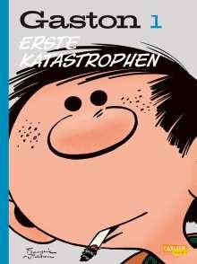 André Franquin: Gaston Neuedition 1: Erste Katastrophen, Buch