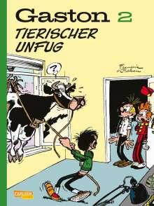 André Franquin: Gaston Neuedition 2: Tierischer Unfug, Buch