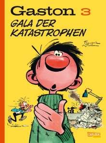 André Franquin: Gaston Neuedition 3: Gala der Katastrophen, Buch