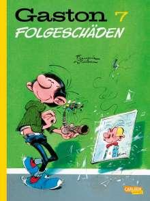 André Franquin: Gaston Neuedition 7: Folgeschäden, Buch