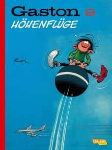 André Franquin: Gaston Neuedition 9: Höhenflüge, Buch