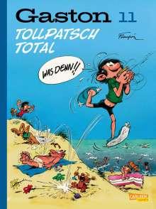 André Franquin: Gaston Neuedition 11: Tollpatsch Total, Buch