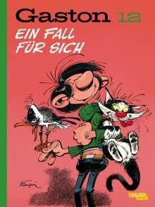 André Franquin: Gaston Neuedition 12: Ein Fall für sich, Buch