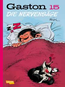 André Franquin: Gaston Neuedition 15: Die Nervensäge, Buch