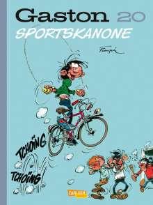 André Franquin: Gaston Neuedition 20: Sportskanone, Buch