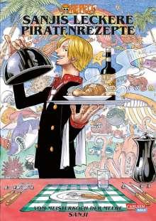 Eiichiro Oda: One Piece - Sanjis leckere Piratenrezepte, Buch