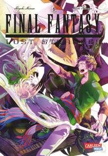 Hazuki Minase: Final Fantasy - Lost Stranger 6, Buch