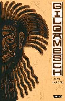 Jens Harder: Gilgamesch, Buch