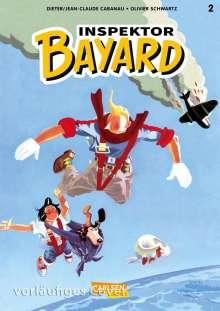 Olivier Schwartz: Inspektor Bayard 02, Buch
