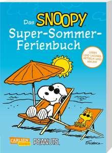 Charles M. Schulz: Das Snoopy-Super-Sommer-Ferienbuch, Buch