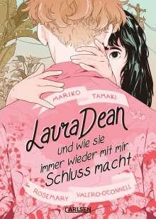 Mariko Tamaki: Laura Dean und wie sie immer wieder mit mir Schluss macht, Buch