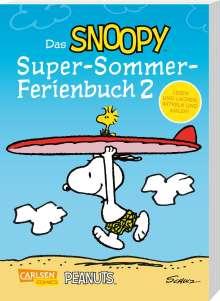 Charles M. Schulz: Das Snoopy-Super-Sommer-Ferienbuch Teil 2, Buch