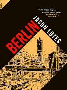 Jason Lutes: Berlin: Gesamtausgabe, Buch