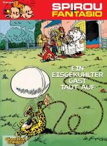 Andre Franquin: Spirou und Fantasio 11. Ein eisgekühlter Gast taut auf, Buch