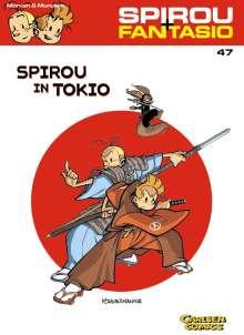 Jean-David Morvan: Spirou und Fantasio 47, Buch
