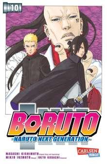 Masashi Kishimoto: Boruto - Naruto the next Generation 10, Buch