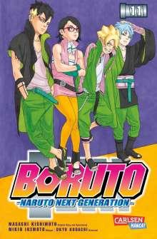 Masashi Kishimoto: Boruto - Naruto the next Generation 11, Buch