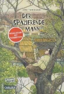 Jiro Taniguchi: Der spazierende Mann (Neuausgabe), Buch