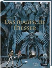 Philip Pullman: Das magische Messer - Die Graphic Novel zu His Dark Materials 2, Buch