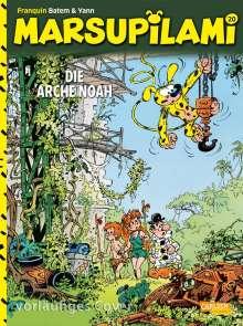 André Franquin: Marsupilami 20: Die Arche Noah, Buch