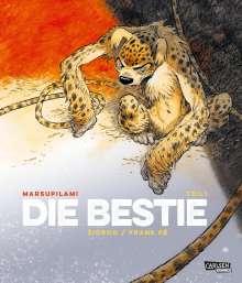Zidrou: Marsupilami: Die Bestie, Buch